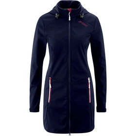 Maier Sports Selina Softshell Mantel Damen night sky